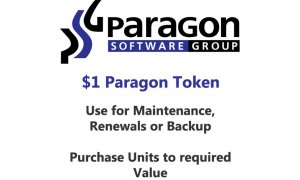 Paragon $1 Backup Unit - Purchase Units to the required Value