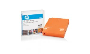 HP Ultrium LTO Cleaning Cartridge