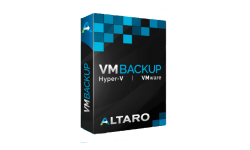 Altaro VM Backup - Standard Edition including 1 year of SMA