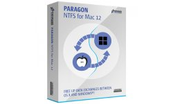 Paragon NTFS for Mac OS X 12 (100-199 licenses)