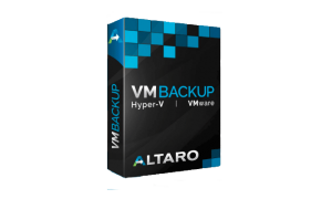 Altaro VM Backup - Unlimited Edition including 1 year of SMA
